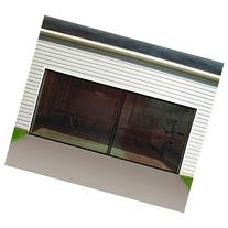 Double Garage Door Screen 16 Ft. W x 7 Ft H Magnetic Closure