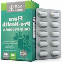 Probiotics 30 Billion Per Capsule; Flora Pro-Health by