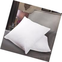 Sweet Home Collection Down Alternative Polyester Square Euro