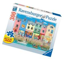 Ravensburger Down By The Sea - 300 Pieces Large Format
