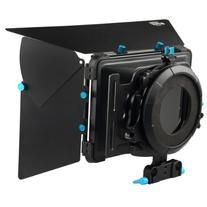 FOTGA DP3000 M2 15mm rod rig matte box with donuts filter
