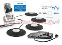 Philips DPM8900DT Complete Digital Conference Recording &