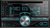 Kenwood Double-DIN In-Dash CD/MP3/USB Bluetooth AM/FM Car