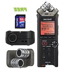 Tascam DR-22WL Portable Recorder with a Free Patriot 32GB SD