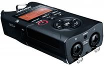 Tascam DR-40 Handheld 4-Track Recorder with a Free Patriot