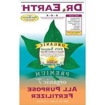 Dr Earth Organic 7 All Purpose Fertilizer 25 LB