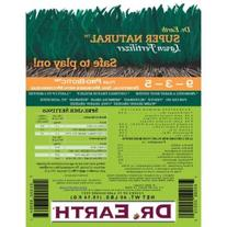 Dr Earth Super Natural Lawn Fertilizer 40 lbs