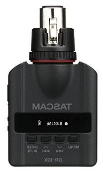 TASCAM DR-10X Mini Portable Recorder