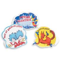 Dr. Seuss Happy Birthday Stand Up Reward - 24 per pack