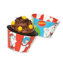 Dr Seuss Party Supplies - Cupcake Wrappers