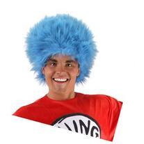 elope Dr. Seuss Thing 1 & Thing 2 Wig