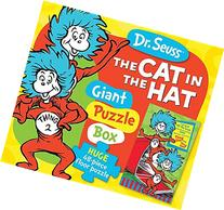 Dr. Seuss Thing One & Thing Two Giant Puzzle Box: Huge 48-