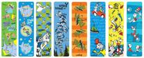 Dr Seuss Bookmark Assortment Set, 50 Pieces