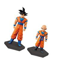 Banpresto Dragon Ball Z Super Formative Krillin & Son Goku