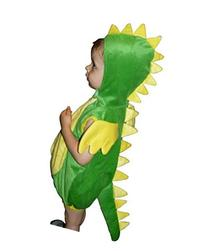 Fantasy World Boys/Girls Dragon Halloween Costume, Size 4T,