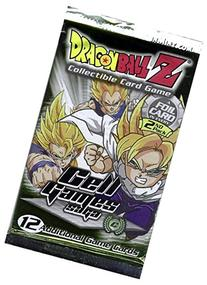 Dragonball Z CELL GAMES SAGA Booster Pack Factory Sealed DBZ
