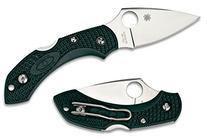 Spyderco C28PGRE2 Dragonfly 2 PlainEdge Knife
