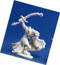 Dragonman Warrior  Miniature
