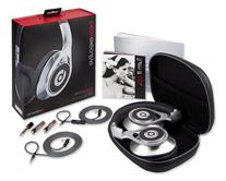 Beats by Dr. Dre Executive Airport Silver Over-ear