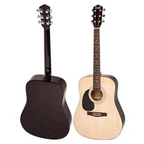 Trendy 41 Inch Full Size Dreadnought 6 Steel String Beginner