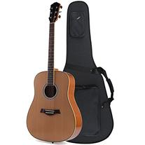 ADM 41 inch Full Size Premium Dreadnought Acoustic Electric