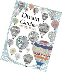 Dream Catcher: finding peace: Anti-stress Art therapy Adult
