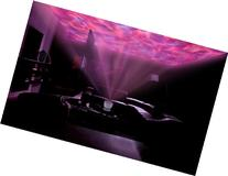 Gideon DreamWave Soothing Ocean Wave Projector LED Night