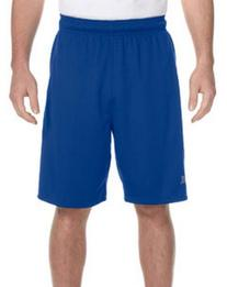 Russell Athletic Men's Dri-Power Color-Block Short, Navy/