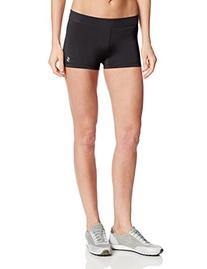 Soffe Women's JRS Dri Short, Black, Medium