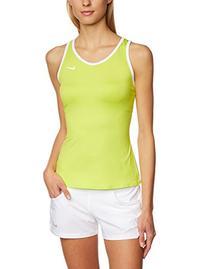 Women's Nike 'Advantage' Tennis Tank, Size Medium - Green