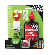 Finish Line No Drip Chain Luber Kit with 4-Ounce DRY Lube