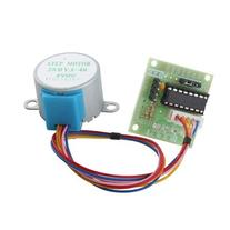 5V Stepper Motor 28BYJ-48 With Drive Test Module Board