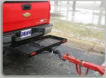 Drone Towing Cargo Hitch Carrier