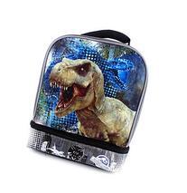 Jurassic World Drop Bottom Reflective 9 inch Lunch Box -