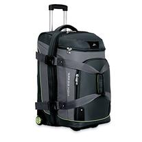 "High Sierra 26"" Drop Bottom Wheeled Duffle"