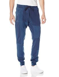 True Religion Men's Drop Crotch Sweatpant, Ace, Medium