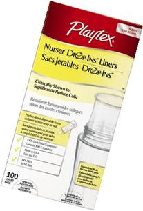 Playtex 05544 10 Oz Drop In Disposable Baby Bottle Liners