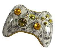 Drop Shot Auto Aim Zombies Xbox 360 Modded Controller COD