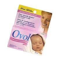 OVOL Infant DROPS for Fast & Gentle Relief of Infant Colic