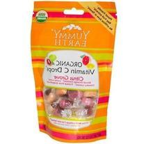 Drops, Organic, Vit C Citrus, 3.3 oz