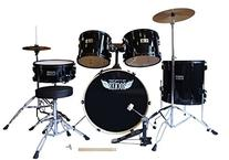 Stage Rocker 5pc drum set with double-braced hardware  -