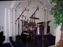 Drum Shield DS6D Comes with Six Panels 2ftX5ft with