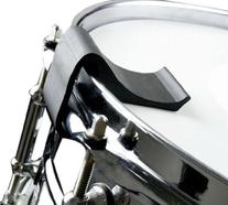 The DrumClip  External Drum Ring Control, Damper / Dampner