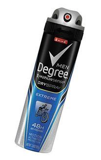 Degree Men Dry Spray Antiperspirant - Extreme 3.8 oz