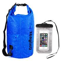 Dry Bag Sack, Waterproof Floating Dry Gear Bags for Boating