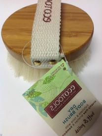 Ecotools Dry Body Brush Exfoliate & Tone / Cruelty-free