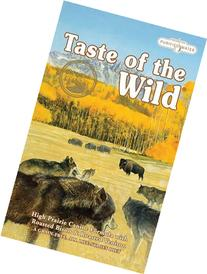 Taste of the Wild Dry Dog Food, High Prairie Canine Formula
