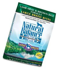 Natural Balance Dry Dog Food Limited Ingredient Diet for