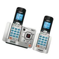 VTech DS65212 DECT 6.0 2-Handset Landline Telephone with