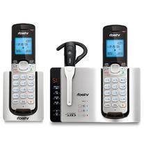 VTech DS6671-3 DECT 6.0 Expandable Cordless Phone with